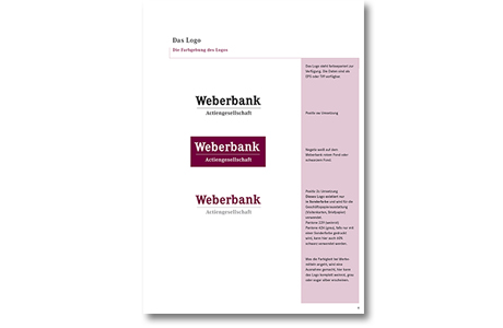 CD Manual Weberbank