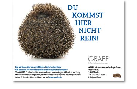 Anzeige Graef