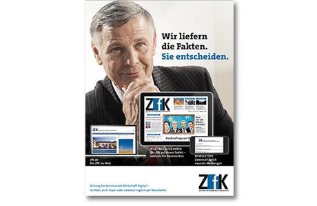 Anzeige ZfK