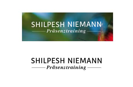 Schriftzug Shilpesh Niemann