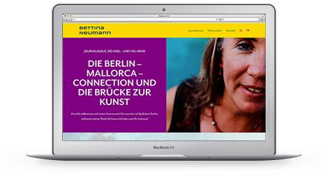 website bettina neumann